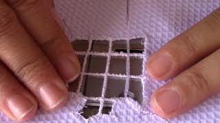 Como fazer bordado rechilieu na máquina zigzag