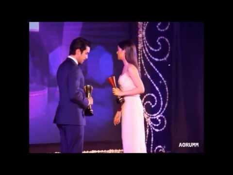 ณเดชน์ ญาญ่า รับรางวัล สยามดารา Star Popular Award 2015