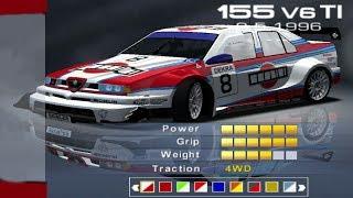 SCAR (Squadra Corse Alfa Romeo) - Cars