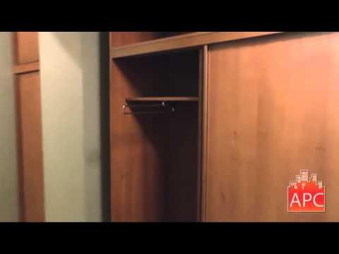 Шкаф купе с раздвижной антресолью в прихожую - видео nofollo.