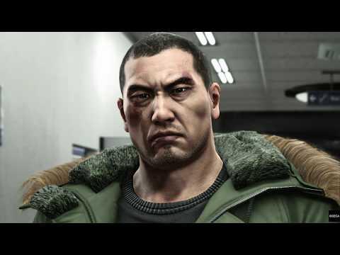 Yakuza 6: The Song of Life \ PS4 Pro Gameplay