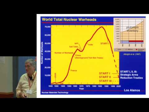 Rod Ewing | Nuclear Energy & Nuclear Wastes: Where will the wastes go?