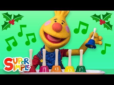 Jingle Jingle Little Bell | Learn Kids Songs | Sing Along With Tobee