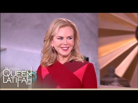 Nicole Kidman! Plus, Queen's Fashion  on The Queen Latifah Show