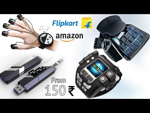 4 New Hi Tech SmartPhone Gadgets You Can Buy On Flipkart & Amazon | SmartPhone Gadgets Technology ⌚