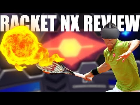 Racket NX Oculus Quest Full Review and Impressions