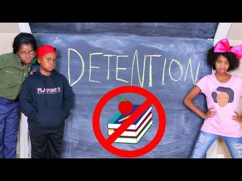 School Detention! - Shiloh and Shasha - Onyx Kids