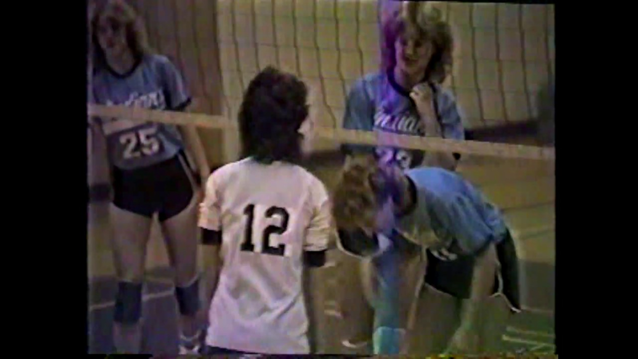 NCCS - Peru JV Volleyball - 1983