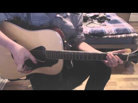 Fleetwood mac - Oh well (guitar lesson)