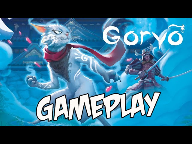 Goryo - Gameplay [2 Giocatori]