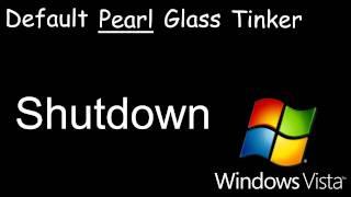Windows Vista Theme Sounds Comparison (Default, Pearl, Glass and Tinker)