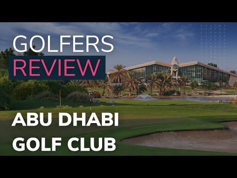 Review - Abu Dhabi Golf Club - Golfbreaks.com