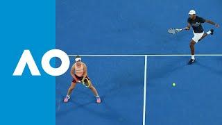 Krejcikova/Ram v Sharma/Smith match highlights (F) | Australian Open 2019