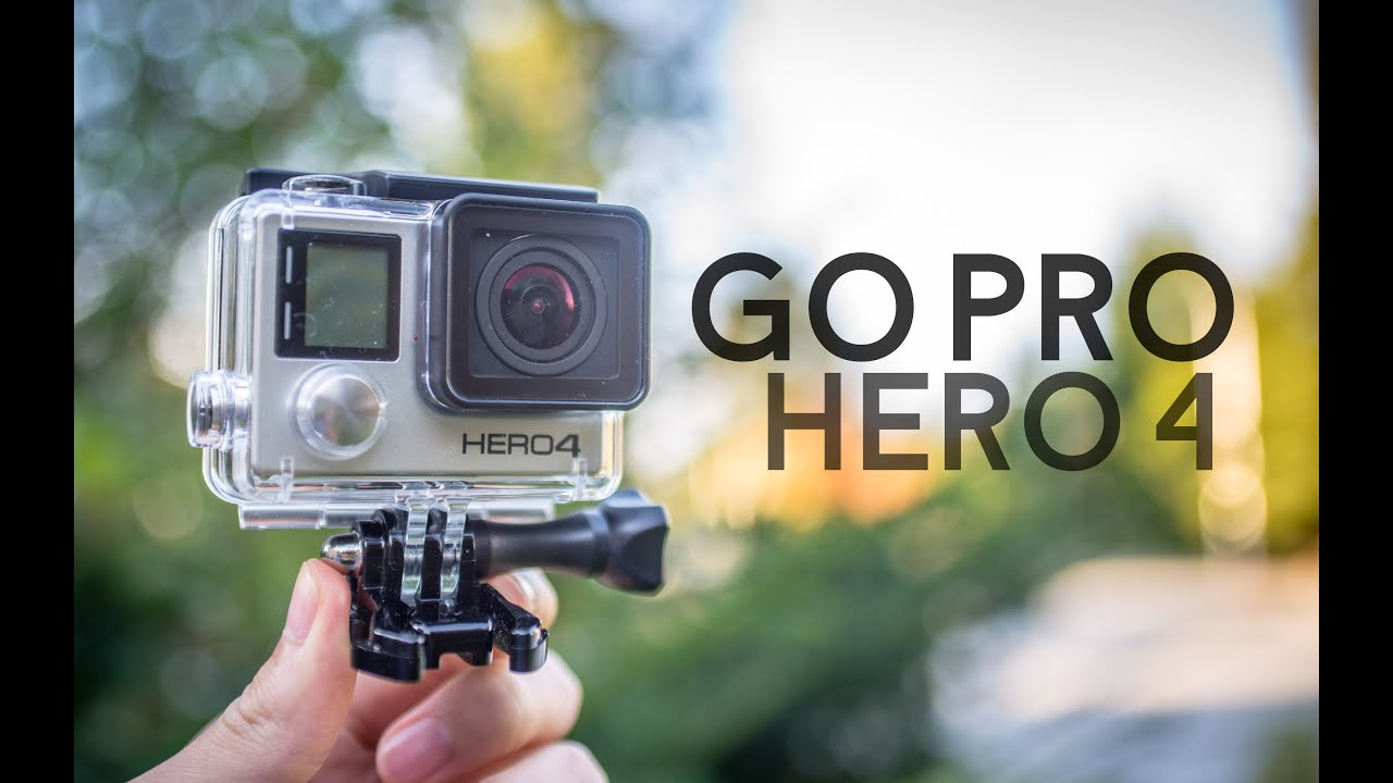 gopro hero 4 black edition review with 4k videos and sample images youtube. Black Bedroom Furniture Sets. Home Design Ideas