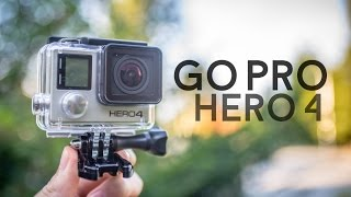 GoPro Hero 4 Black Edition - Review (with 4K videos and sample images)