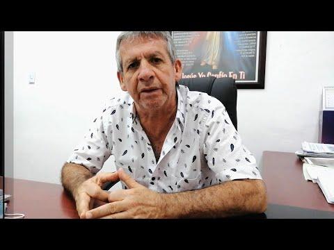 Declaraciones Del Alcalde Miguel Guzmán Sobre El Primer Caso De COVID-19 En El Municipio De El Dovio