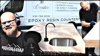 How to Start an Epoxy Business