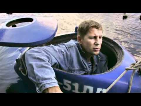 DIY Submarine - Mikhail Puchkov's homebuilt sub