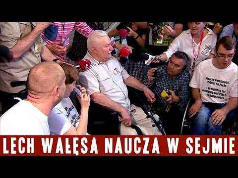 Komunikat Ministerstwa Prawdy nr 701: Wałęsa zstąpił do protestujących matek