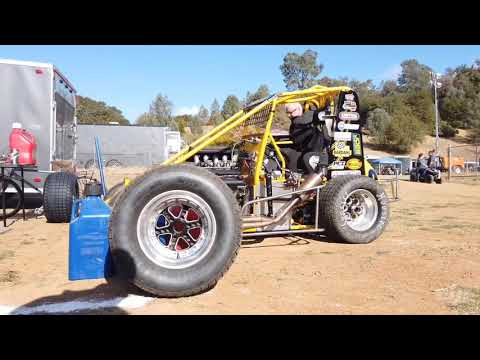 Take a stroll around the pits at Placerville Speedway for tonight