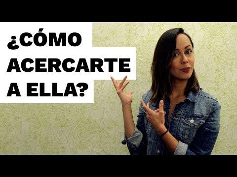 Como Iniciar una Conversación Con Una Mujer | Tips para Acercarte a Ella