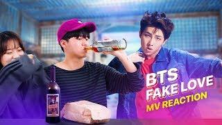 BTS - 'FAKE LOVE' MV Reaction | Koreans React