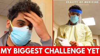 New Doctor in the ICU | This is HARD | MedBros VLOG
