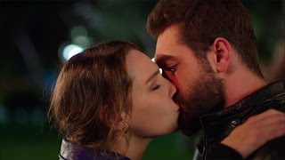 Tatlı İntikam 27. Bölüm- Duygu'dan, Sinan'a kafa karıştıran öpücük!