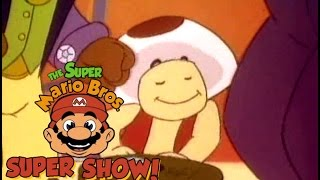 Super Mario Brothers Super Show 126 - BAD RAP