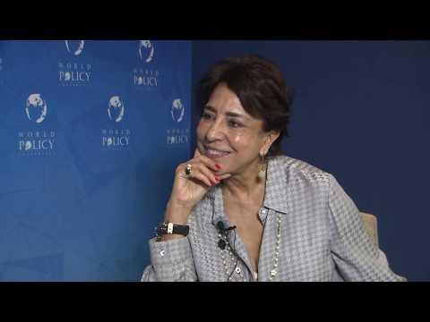 Assia Bensalah Alaoui    PART 2