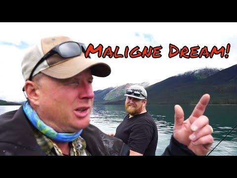 Maligne Lake Rainbows & Brookies| Phil Rowley Fly Fishing