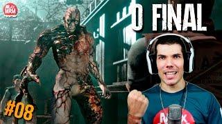 Resident Evil 1 Remake : Remasterizado - O FINAL ( Salvando o Chris ) / Nostalgia: ON #8