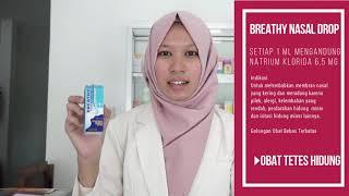 Cara Menggunakan Obat Tetes Hidung #apoteker35usb #