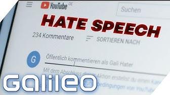 Hate Speech im Netz: Würde die Klarnamenpflicht helfen? | Galileo | ProSieben