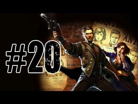 Bioshock Infinite - Gameplay Walkthrough - Part 20 - Shantytown
