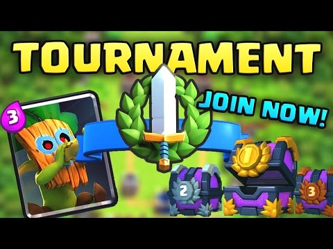 REPLAY: 2,000 GEM TOURNAMENT | SUBSCRIBE FOR PASSWORD | JOIN TOURNEY & FACE KEVINSMAK | CLASH ROYALE