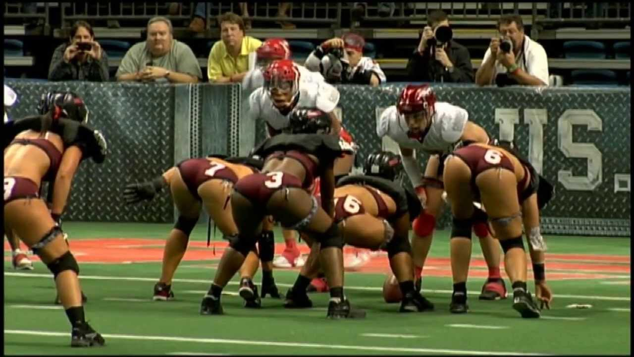 Youtube Lingerie Football 89