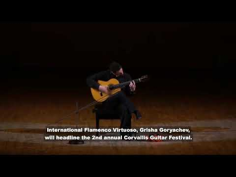 The 2nd Annual Corvallis Guitar Festival