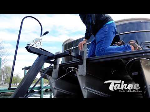 Pulling Your Boat From the Water | Pontooning Guide 2017 | Tahoe Pontoon Boats