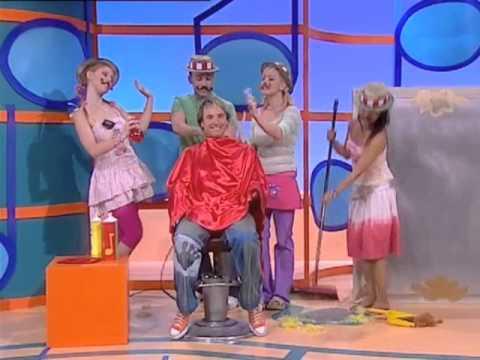 Hi-5 Barber shop quartet (2005) - YouTube
