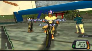 DOWNHILL DOMINATION - PCSX2 SPEED TEST - BEAUTIFUL FREE RACES