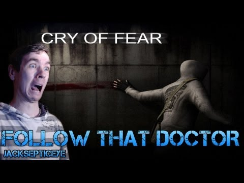 Cry of Fear Standalone - FOLLOW THAT DOCTOR  - Part 16 Gameplay Walkthrough