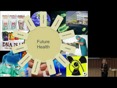 Park Annual 14 - Challenges for Future Health – the Need for Strategic Innovation Tools