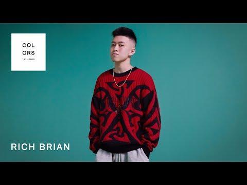 Rich Brian - Drive Safe | A COLORS SHOW