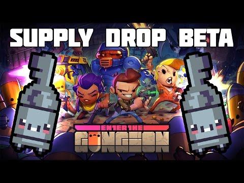 Enter the Gungeon - Supply Drop Beta
