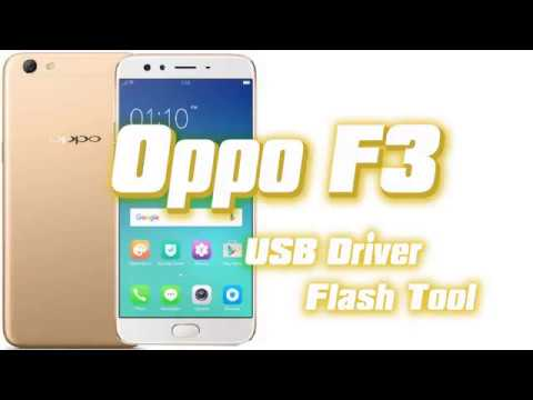 Oppo F3 & Oppo F3 Plus | Download USB Driver & Flash Tool