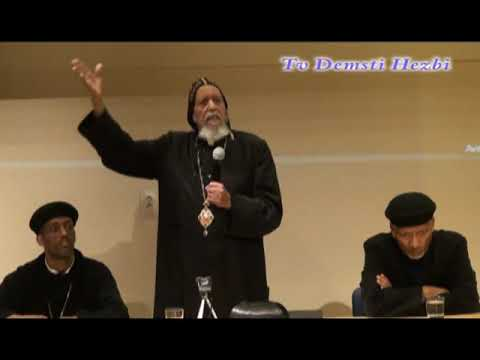 Abune Mankarios visit Stockholm 22 Dec 2013  Tv Demtsi Hezbi