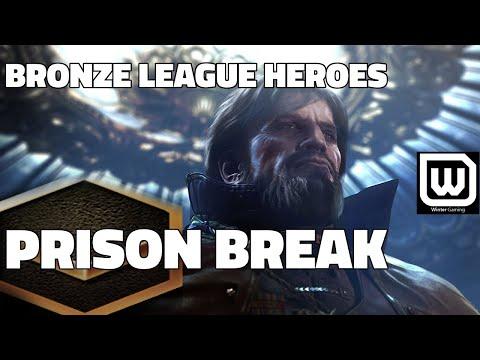 BRONZE LEAGUE HEROES #27- PRISON BREAK - HaoD v Mithrandir
