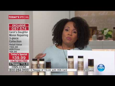 HSN | Carol's Daughter Beauty 03.02.2017 - 03 PM