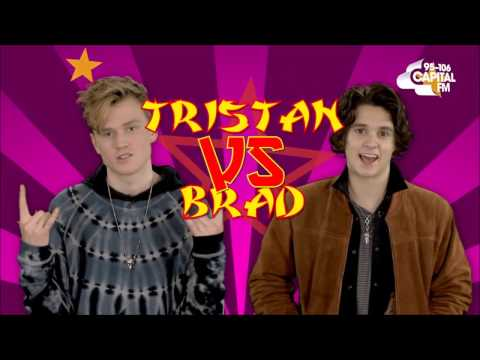 Tradley Throughout the Years | Tristan Evans & Bradley Will Simpson - The Vamps